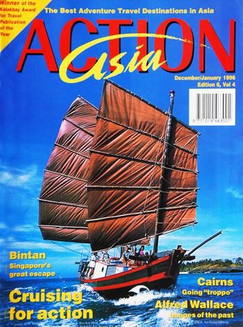 Action Asia January 1996 Issue