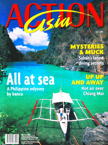 Action Asia June 2003 Issue