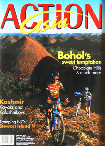 Action Asia June 2004 Issue