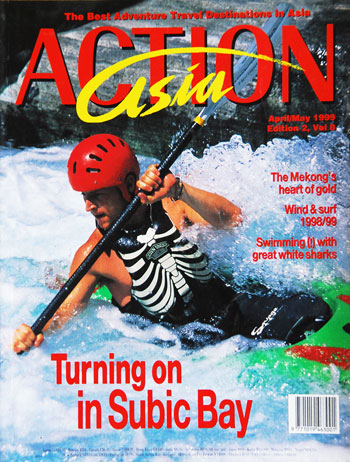 Action Asia May 1995 Issue