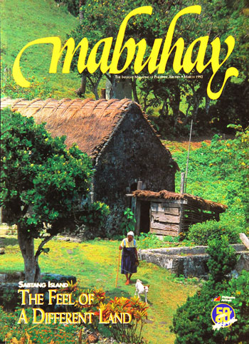 Mabuhay March 1992 Issue